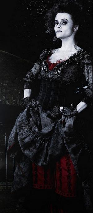 Last-Minute Detailed Mrs. Lovett Homemade Halloween Costume