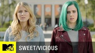 'Get Help Now' Sexual Assault PSA Sweet Vicious (Season 1) MTV