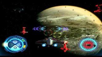 Star Wars Jedi Starfighter Mission 7 Hammer and Anvil