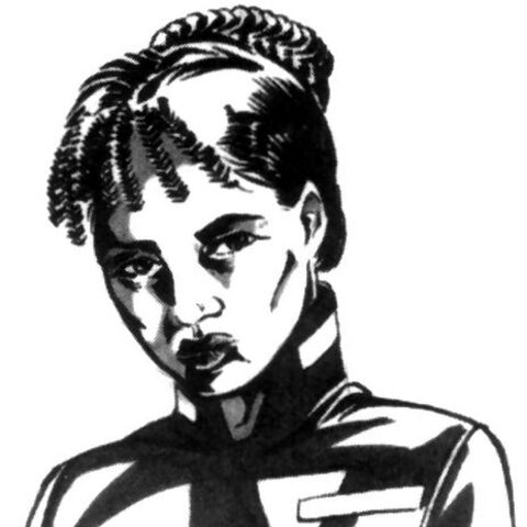 Belindi Kalenda, 2nd Director of Galactic Alliance Intelligence