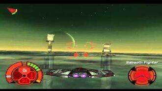 Star Wars Jedi Starfighter Mission 9 Dragon's Den