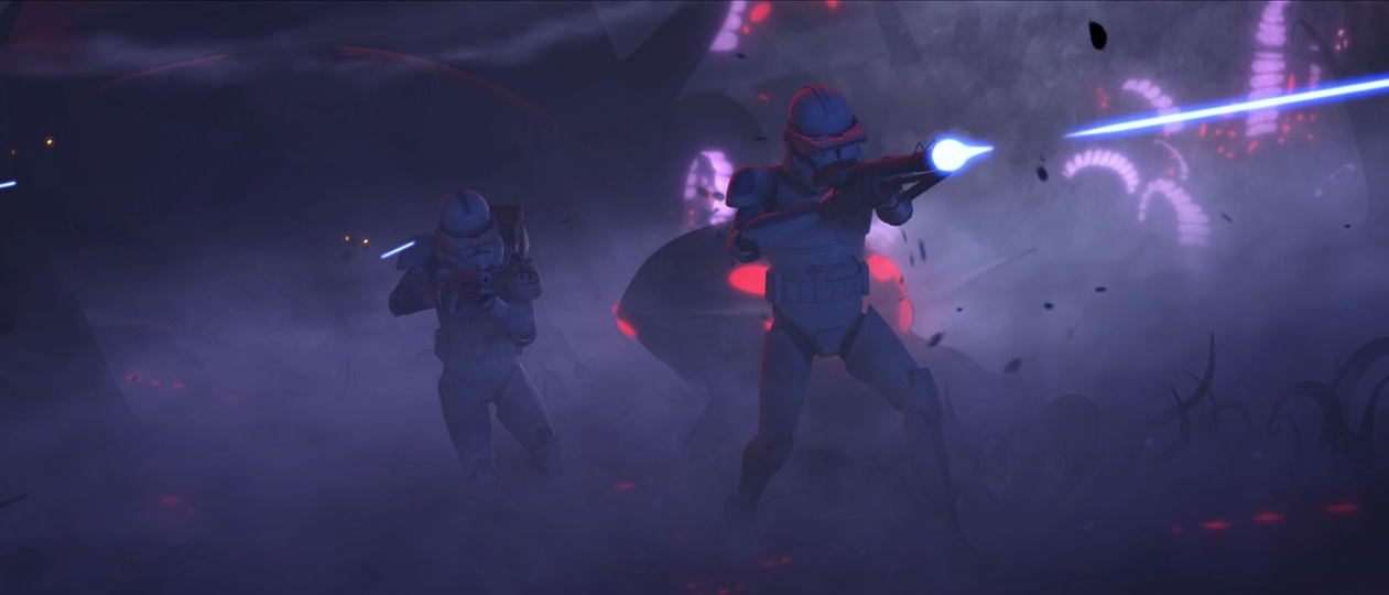 Battle_of_Umbara_(Clone_Wars) on Latest Writing Short Stories
