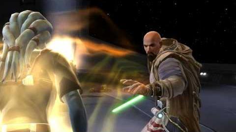 STAR WARS™ The Old Republic™ - Classes - The Jedi Consular