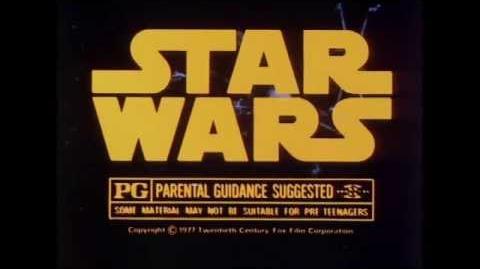 Star Wars - TV Spot 2