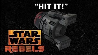 "Star Wars Rebels ""Hit it!"""