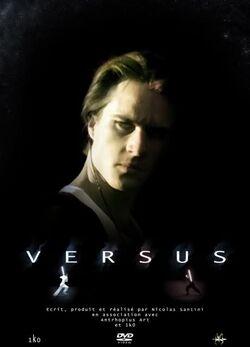 Versus - DVD Poster