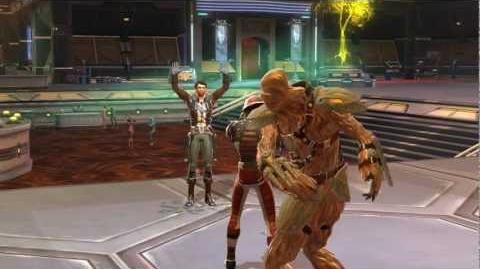 STAR WARS™ The Old Republic™ - Character Progression - Smuggler