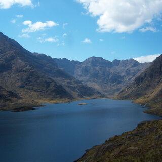 Loch Coruisk.