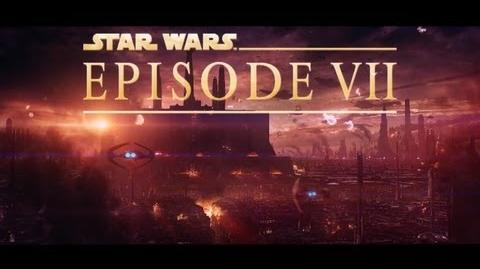 FAN TRAILER Star Wars Episode VII Episode 7 Trailer - 2015 - Unofficial Teaser Trailer - HD