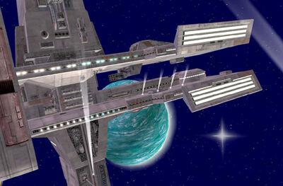Dantooine Space Station