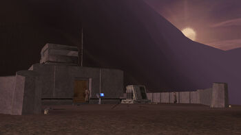 Tusken-bunker