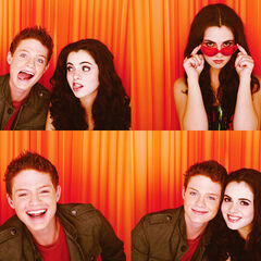 Switched At Birth Emmett And Daphne