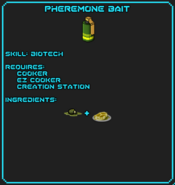 Pheremone Bait