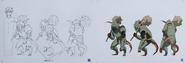 Design Works Monsters Ruin Kobold Sentinels