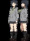 Kirigaya Suguha Real Life Appearance Full Body