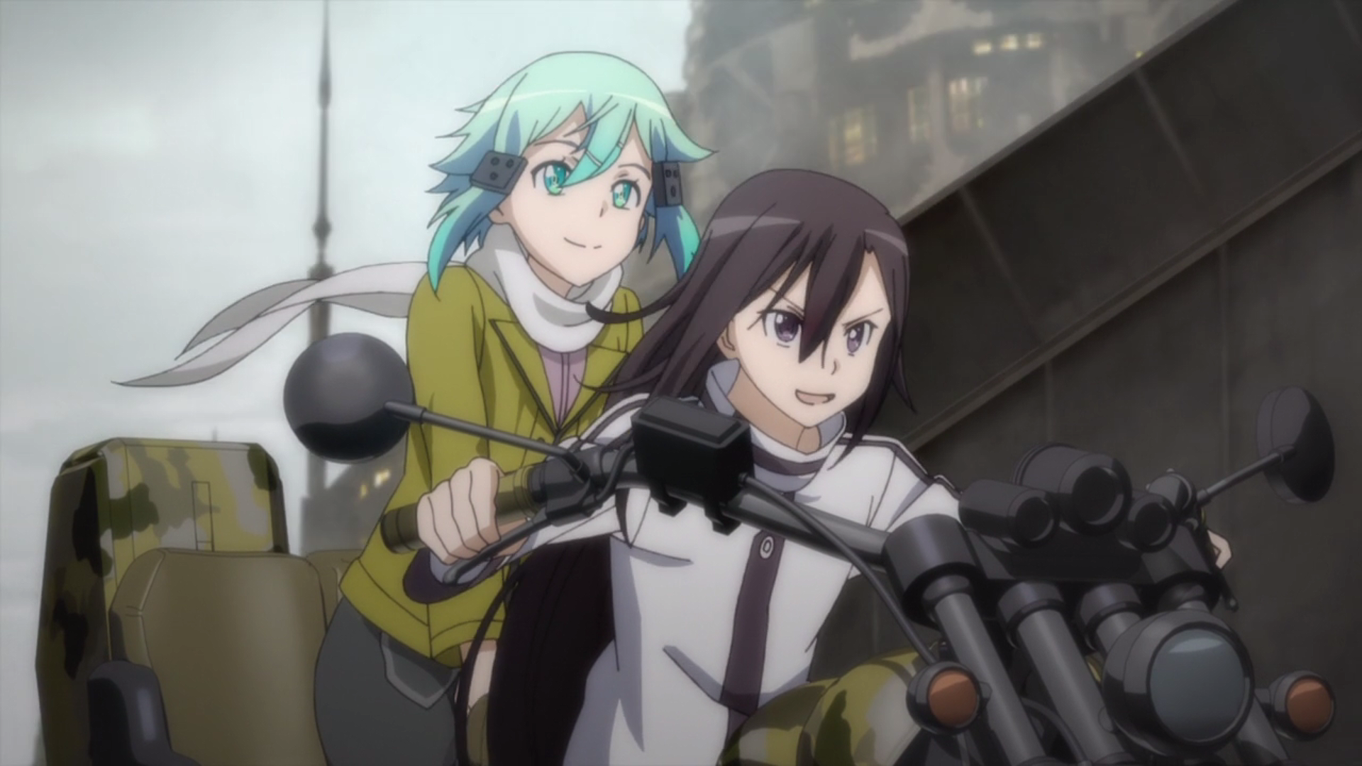 sinon and kirito relationship