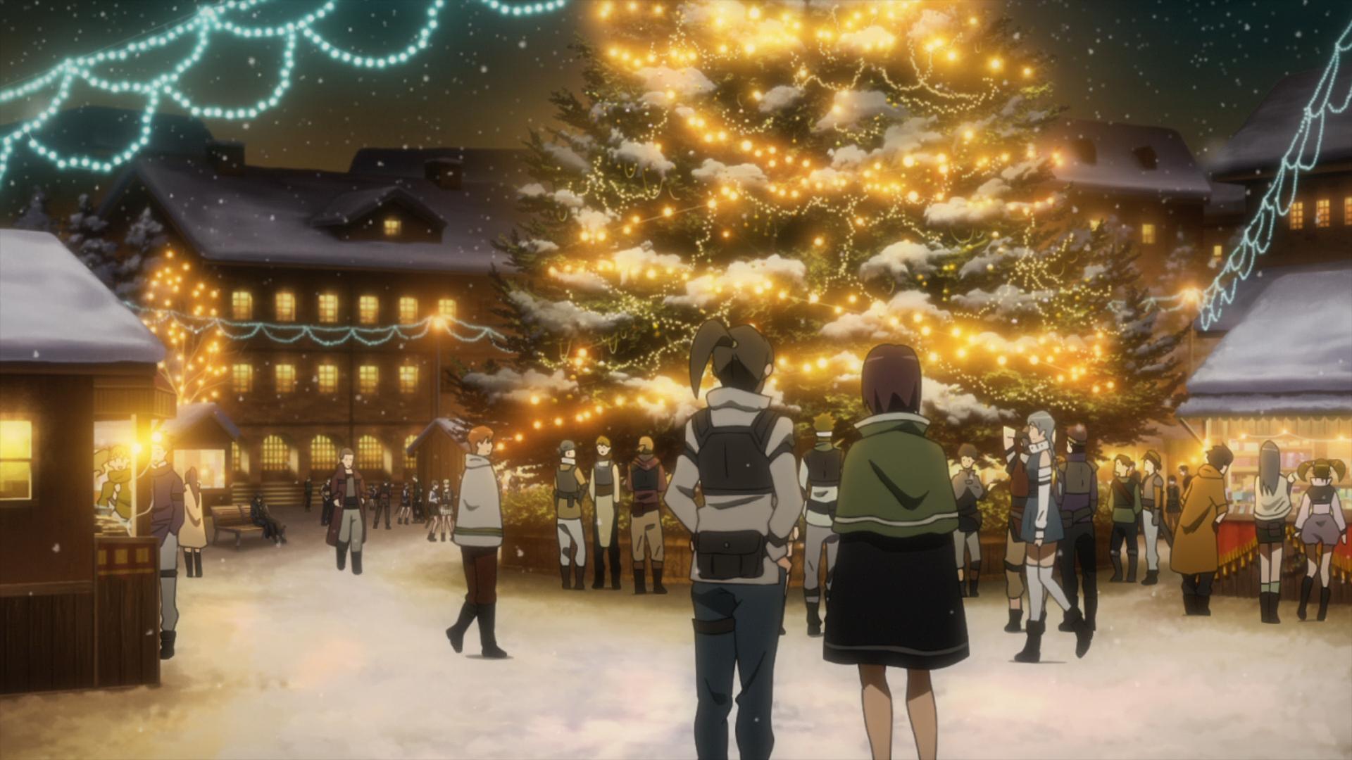 Image - Myujen Christmas Tree.png   Sword Art Online Wiki ...