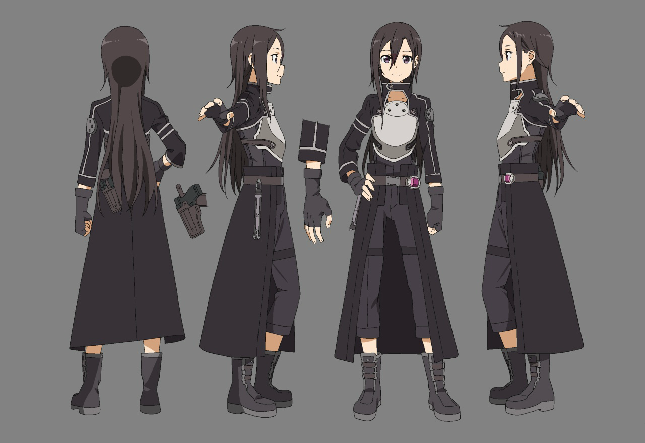 SAO2 - Kirito Zorreando - YouTube