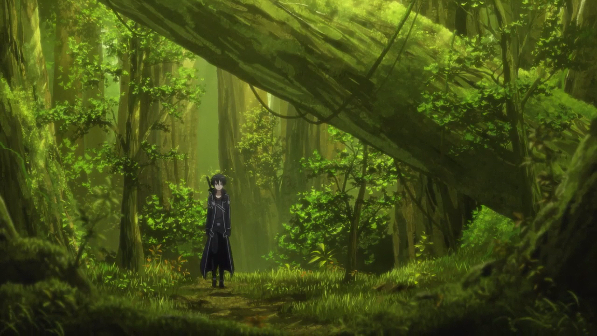 image Sword art online alternative gun gale online op opening