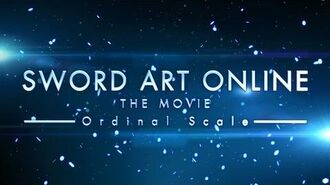 Sword Art Online the Movie -Ordinal Scale- Trailer 3