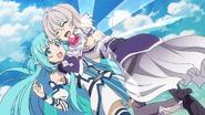 LS Strea hugging Asuna