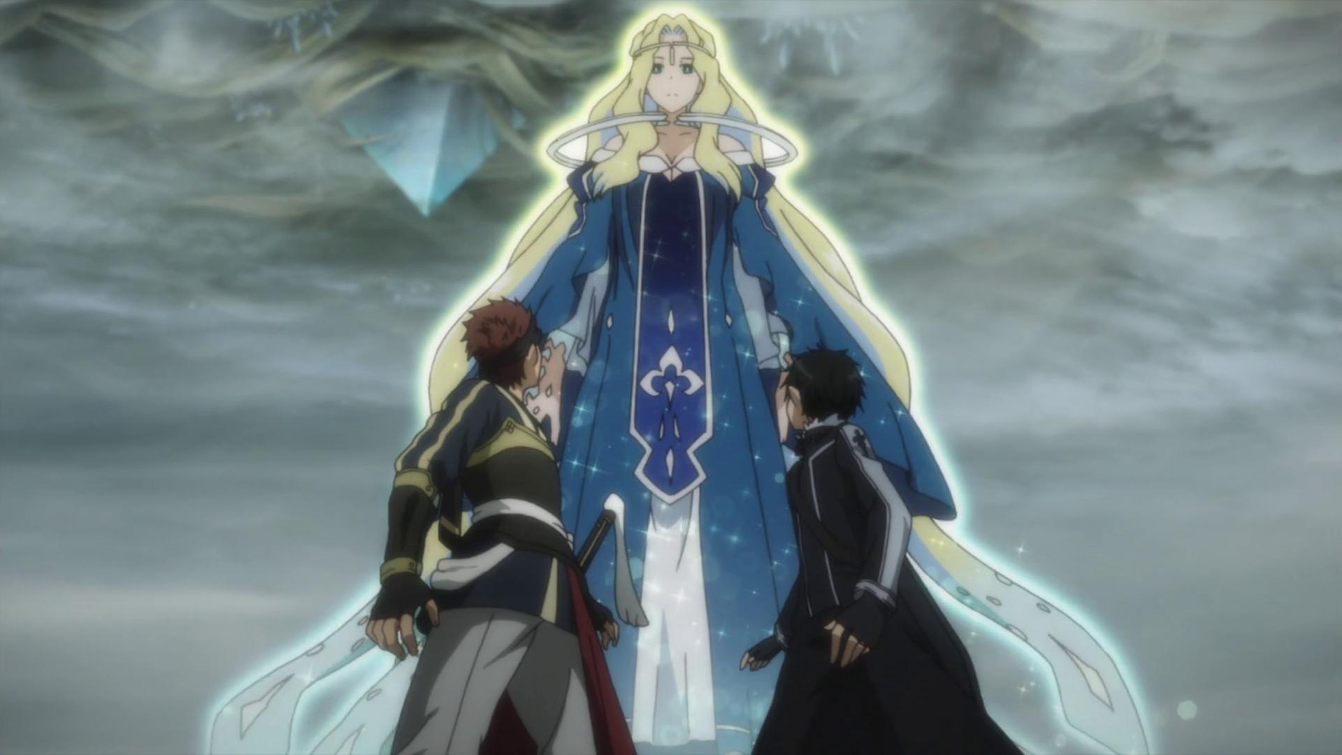 Sword Art Online Caliber Arc Wallpaper Episode Information