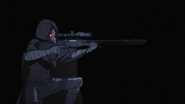 Sterben with Accuracy International L115A3 Gun