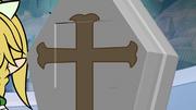 Sword Art Offline 8 coffin