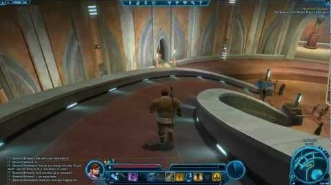 Jedi Council - - Star Wars The Old Republic TOR