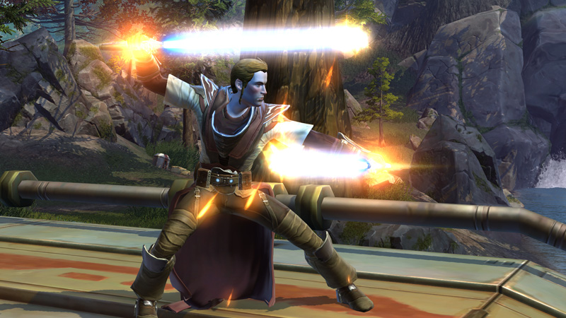 Jedi Sentinel | Star Wars: The Old Republic Wiki | FANDOM powered ...