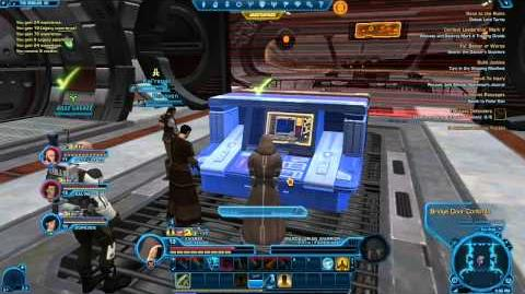 Star Wars The Old Republic Instancja 1 - The Essles