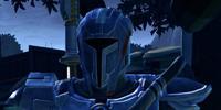Young Mandalorian Warrior