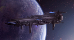 Sleeper Ship (Lokani Dawn)