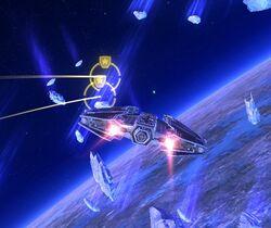 Saleucami Fleet Action