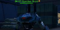 DK-27 Guardian Droid