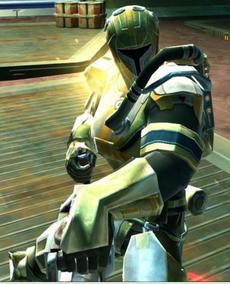 Mandalorian Overseer