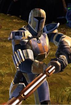Mandalorian Warrior (Balmorra)