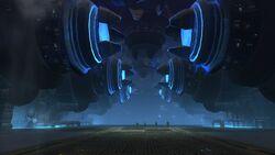 Transport Station 5 Reactor Core