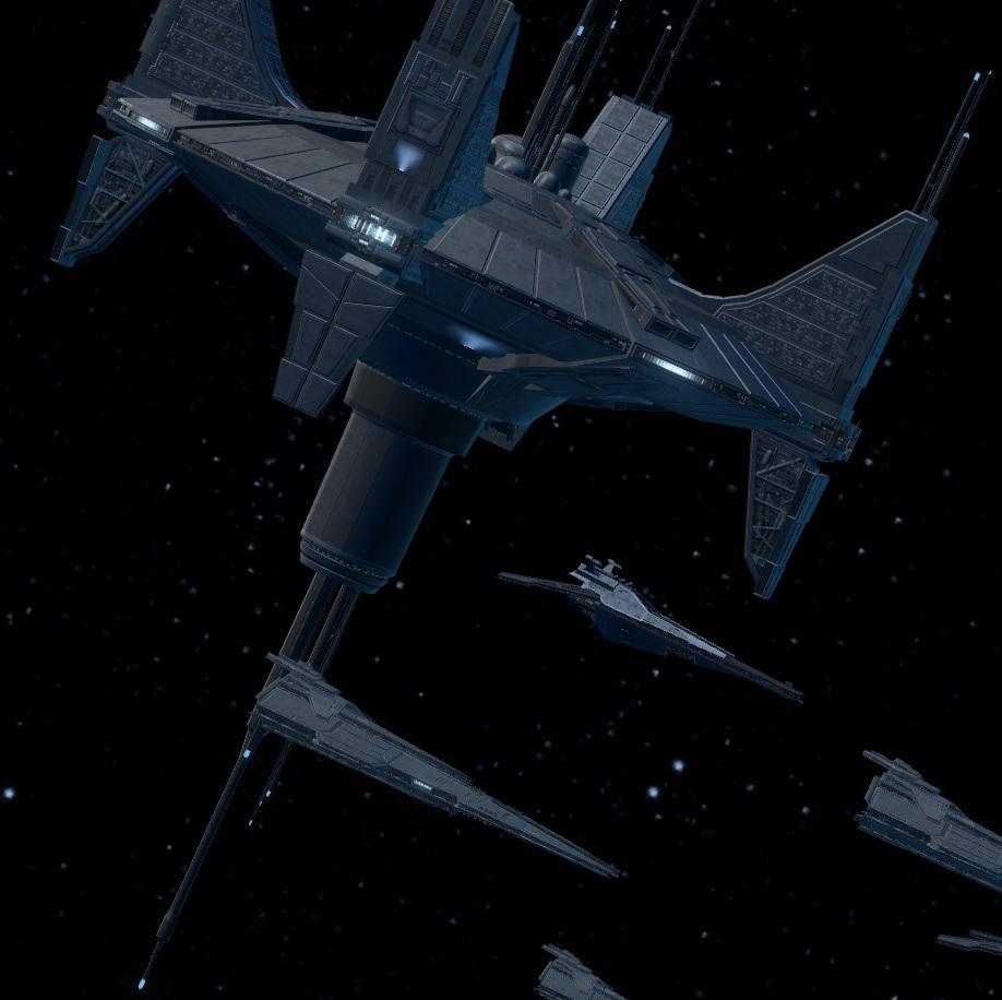 Star Warrior Space War