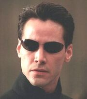 Keanu reeves neo matrix movie