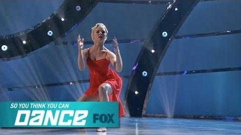 Malece Solo Top 12 Perform SO YOU THINK YOU CAN DANCE FOX BROADCASTING