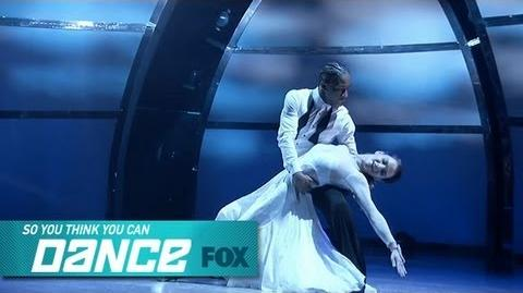 Amy & Fik-Shun Top 12 Perform SO YOU THINK YOU CAN DANCE FOX BROADCASTING