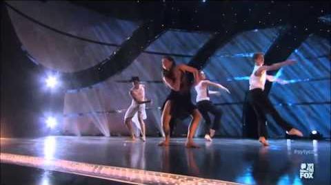 So You Think You Can Dance Season 10 - Meet The Top 20 - Jasmine Harper, Makenzie, Nico, and Tucker