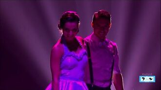 "So You Think You Can Dance - Bridget & Emilio ""Happy"" LIVE 7-16-14"