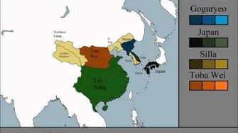 The History of East Asia Every Year