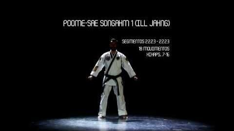 Poome-sae Songahm 1 (Ill Jahng)