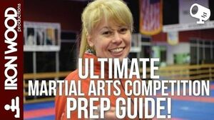 The ULTIMATE Competition Prep Guide! Martial Arts