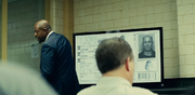 DHS- Mark Casey (Jon Gries) profile in LAPD database in Taken 3