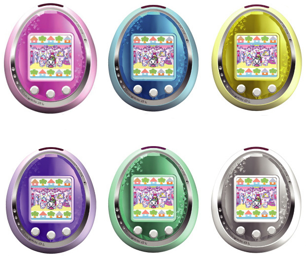List of Tamagotchi releases - Wikipedia