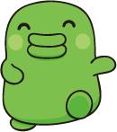 Kuchipatchi happy anime pose